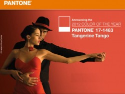 Tangerine Tango the Color of 2012