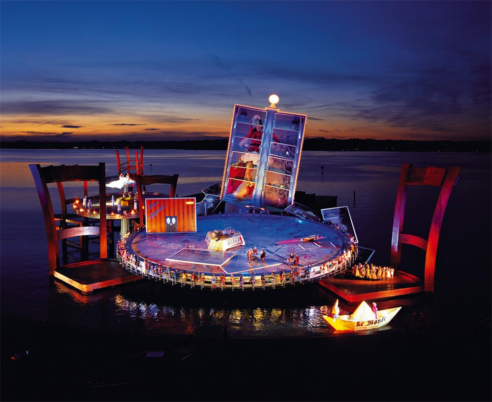Bregenz Austria  City pictures : ... of the Bregenz Festival In Austria !!! | CanadianSpecialEvents.com