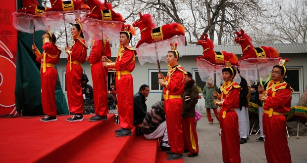 How Does the World Celebrate Chinese New Year?