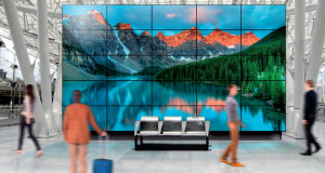 How To Use a Video Wall To Create Stunning Customized Content