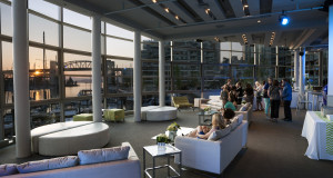 Unparalleled Views at Vancouver's Waterview Special Event Space