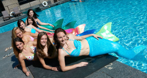 Mermaids Making Waves at Events