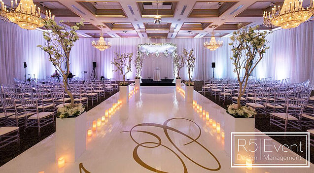 Weddings for Decor 4 events