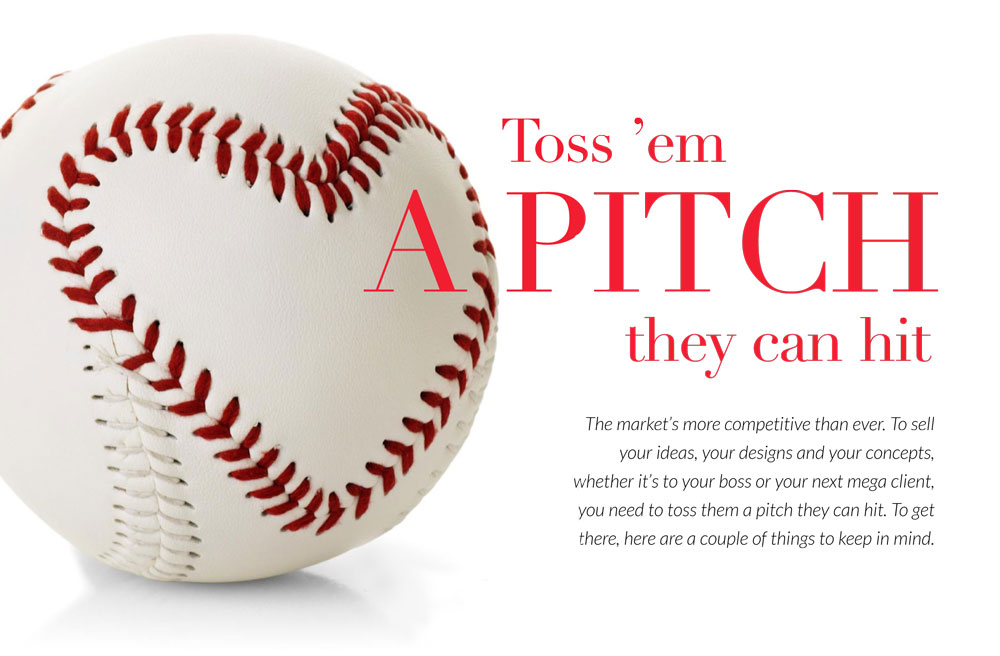 Too 'em A Pitch They Can Hit