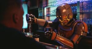 Robot Bartenders
