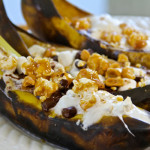 Summer Recipe Idea: Grilled Banana S'mores