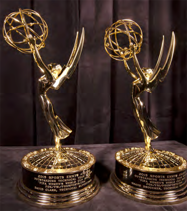 BC Event Management wins Emmys