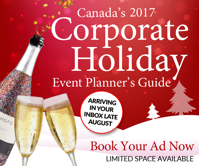 2017 Corporate Holiday Planning Guide CanadianSpecialEvents