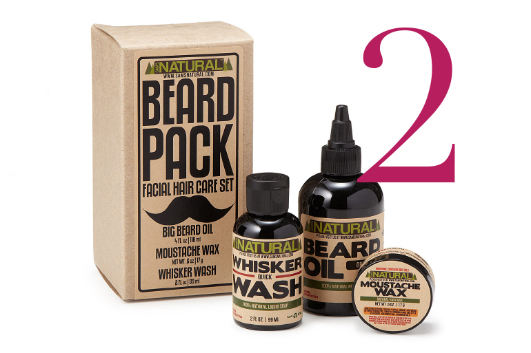 Things We Love July 2017 - Beard Pack Facial Hair Care Set