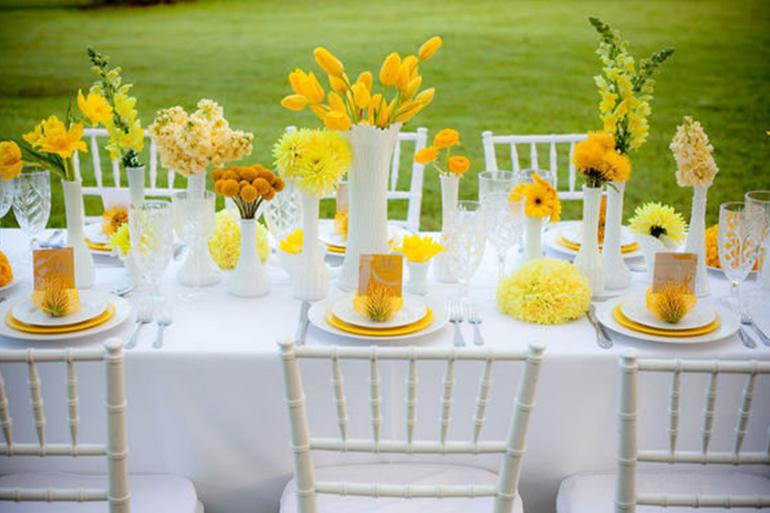 Yellow Flowers & Sunny Days