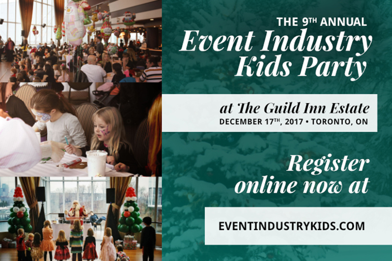 Event Industry Kids Party - Canadian Special Events